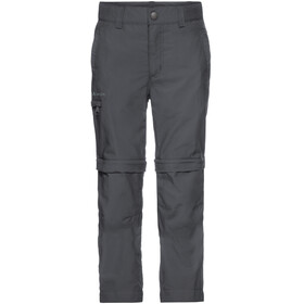 VAUDE Detective II Pants Children grey